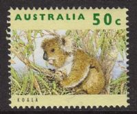Australia SG1364 1992 Wildlife (1st) 50c good/fine used